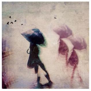 Maria Flourou, Lost Soul, mobile photograph