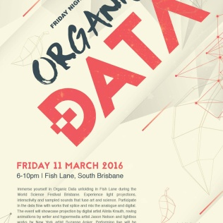 Organic Data Print Campaign, Poster Art