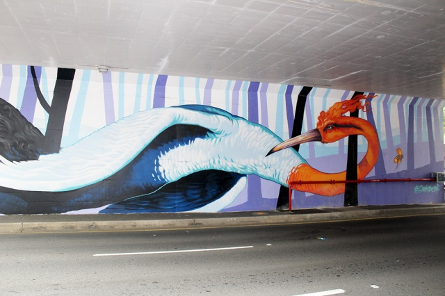 Gimiks Born, City Colours Project, 2014.