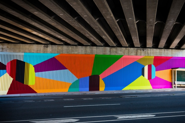 Wall Painting (Out Bound) #51 2015
